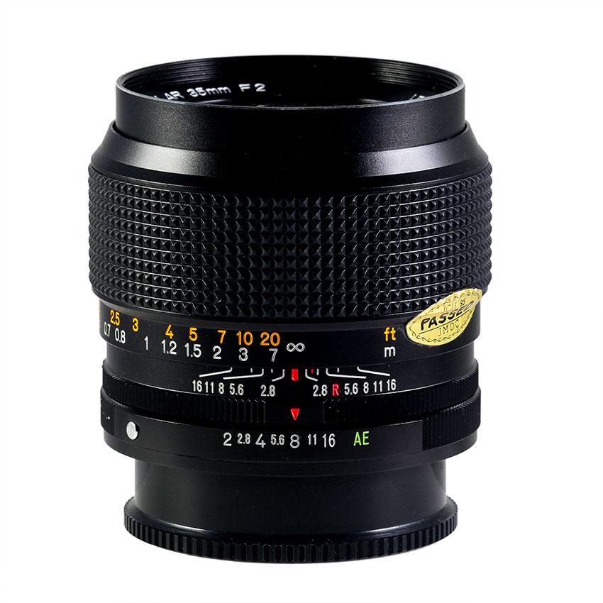 Hexanon AR 35mm f/2