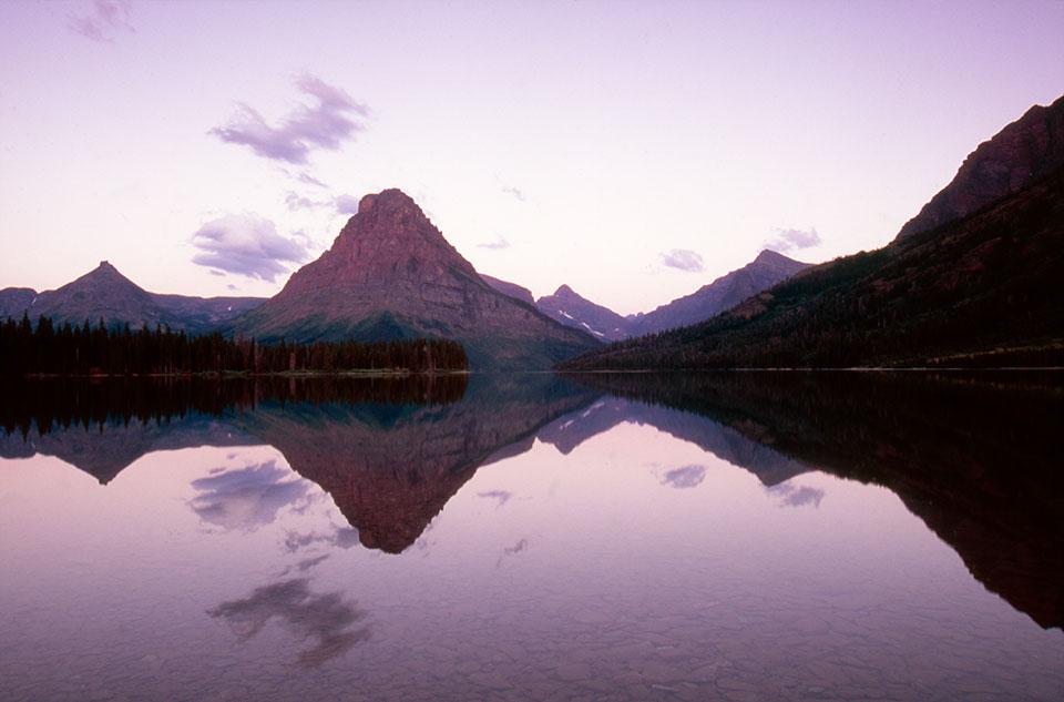 Photo 11 – Two Medicine Lake and Sinopah Mountain