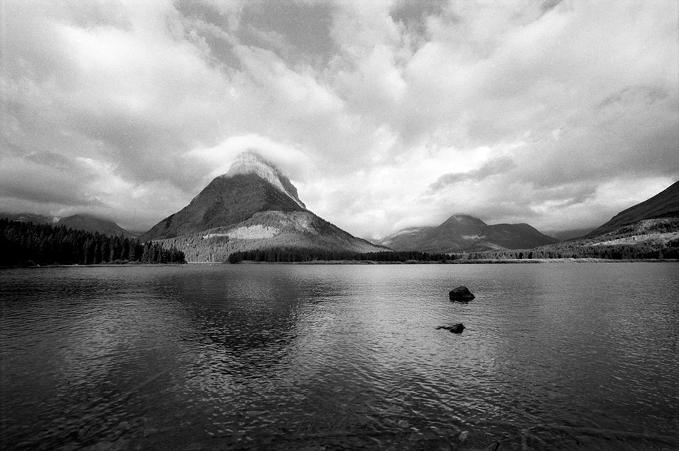 Photo 27 – Mount Grinnell and Swiftcurrent Lake
