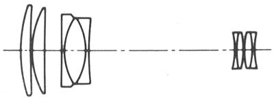 Konica Hexanon AR 400mm f/5.6 UC AE