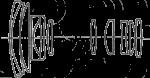Konica Hexanon AR 45-100mm f/3.5 UC Diagram