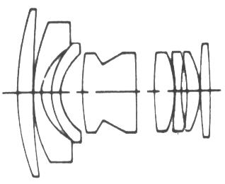Konica Hexanon AR 24mm f/2.8 AE (f22)