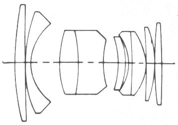 Konica Hexanon AR 35mm f/2 AE