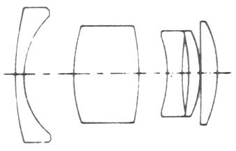 Konica Hexanon AR 35mm f/2.8 AE (f22)