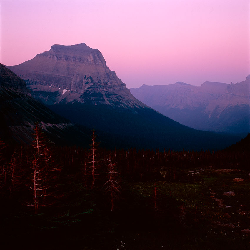 Photo 5 – Going-to-the-Sun Mountain