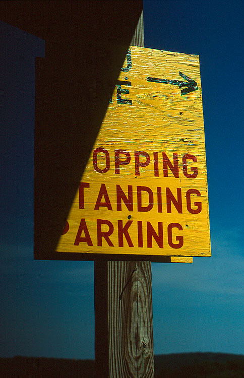 No Stopping Standing Parking, 2011