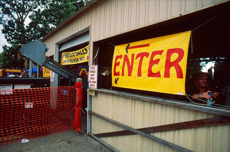 Enter, 2011