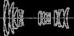 Konica Hexanon AR 28-135mm f/4-4.6 Diagram