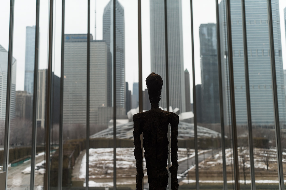 Giacometti and Chicago