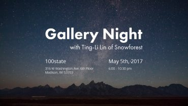 Gallery Night Spring 2017