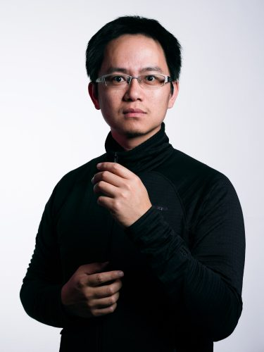Ting-Li Lin - Statistician, Photographer, Filmmaker, Musician, Competitive Curler