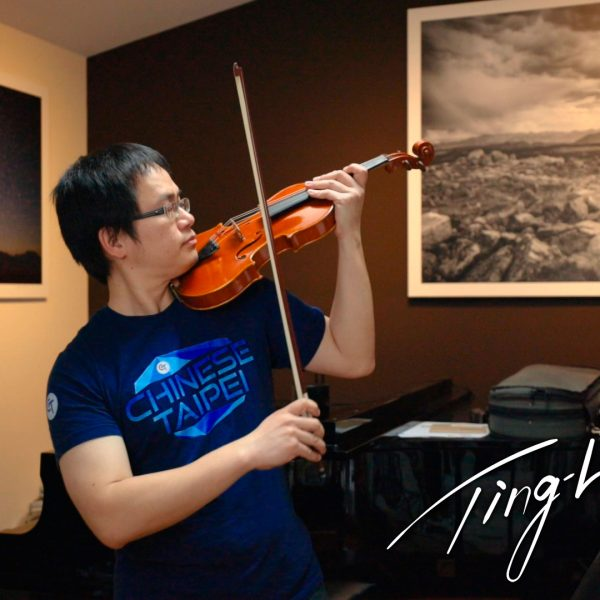 Can I play with Ray Chen? | Ting-Li Lin