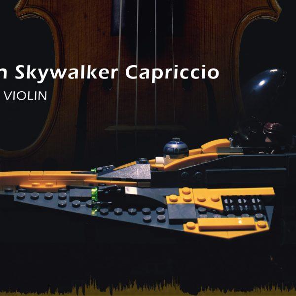 Anakin Skywalker Capriccio Stradivari Violin